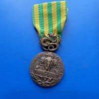 Medaille indochine