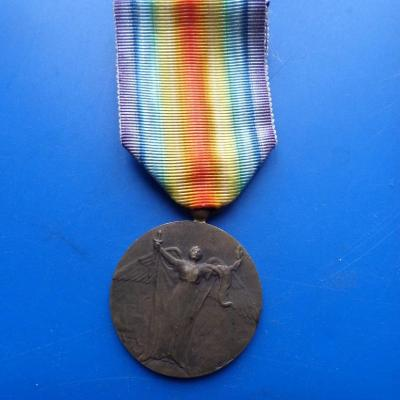 Medaille interalliee modele charles