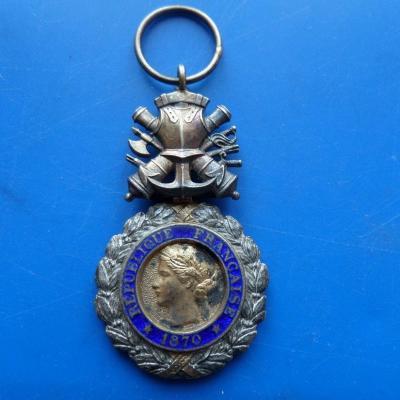 Medaille miliatire 1870