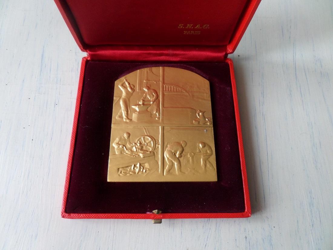 Medaille numismatique