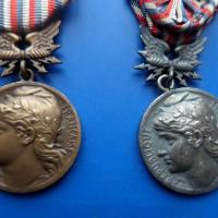 Medaille poste et telegraphe a
