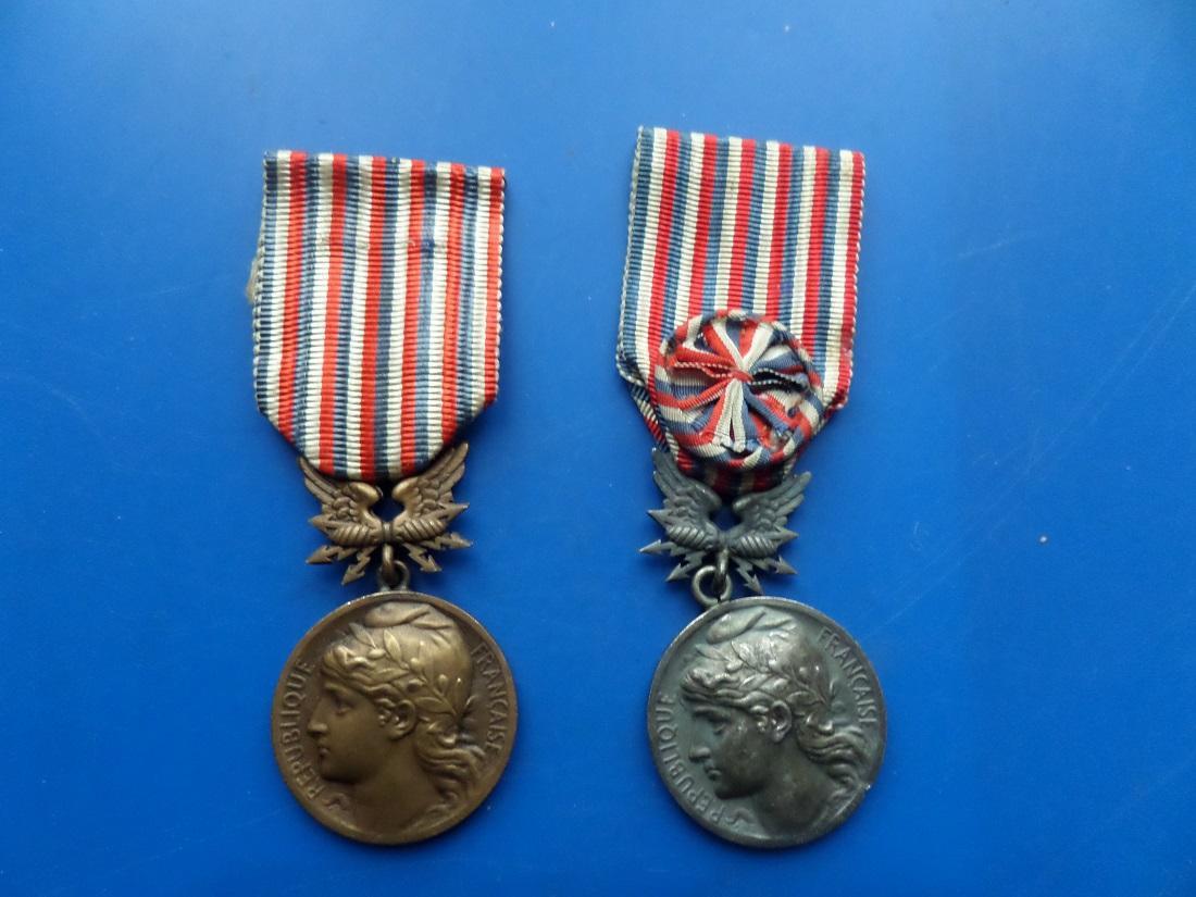 Medaille poste et telegraphe