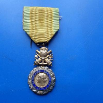 Medille militaire 1870 1