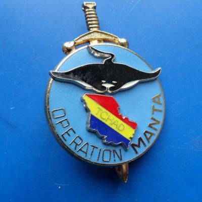 Operation manta tchad