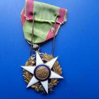 Ordre du merite agricole 1884