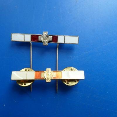 Rappel medaille croix rouge belgique