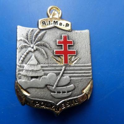 Regiment d infanterie de marine polynesie