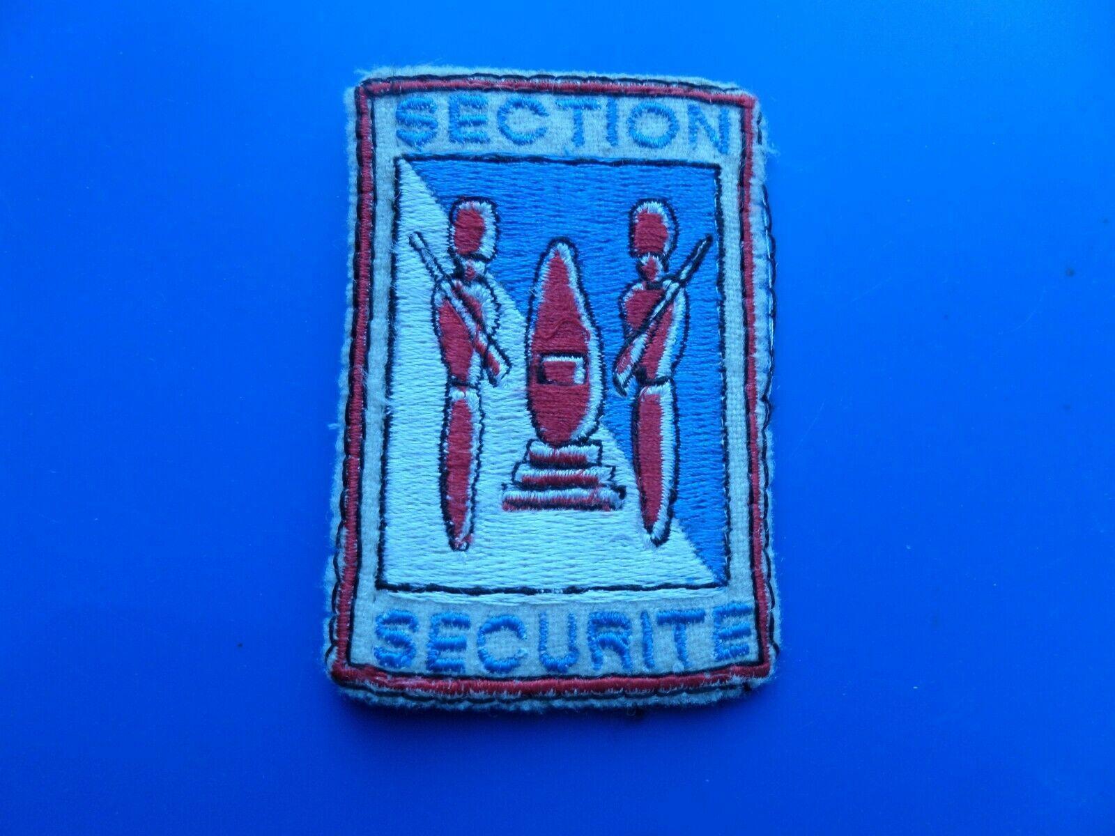 Section de securite