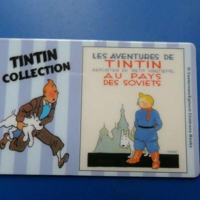 Tintin milou 3