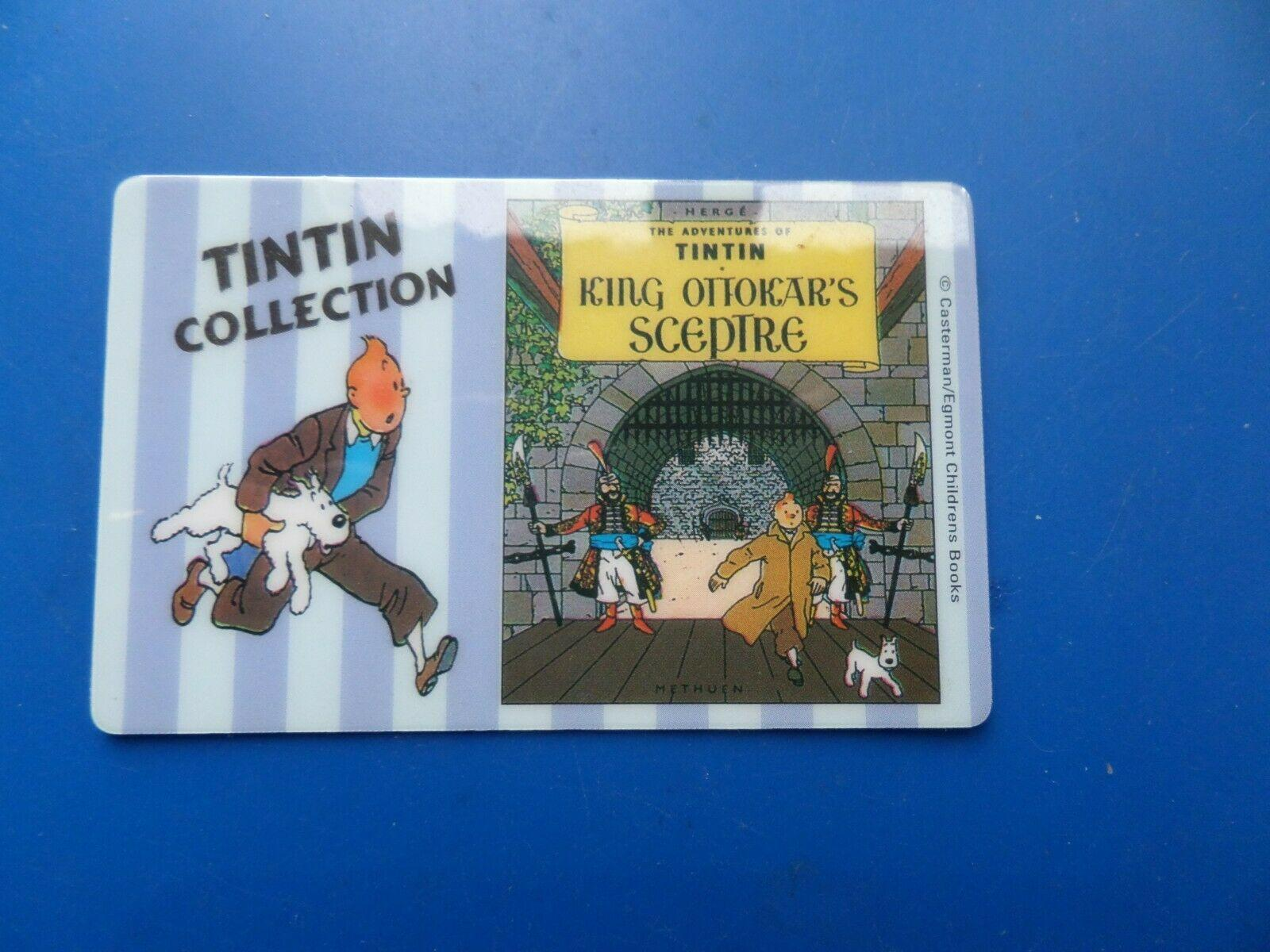 Tintin milou 5