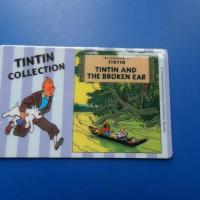 Tintin milou 8