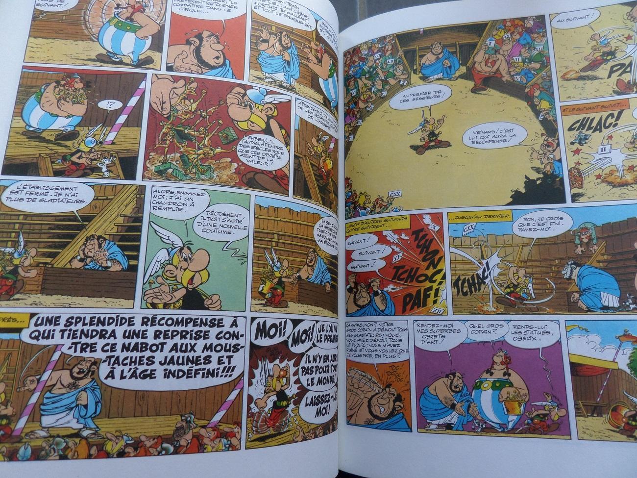 Tome 3 asterix 3